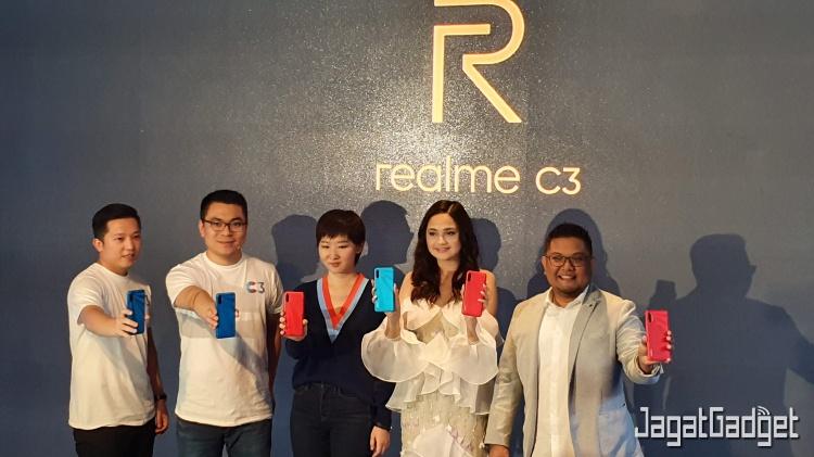 realme c3 1