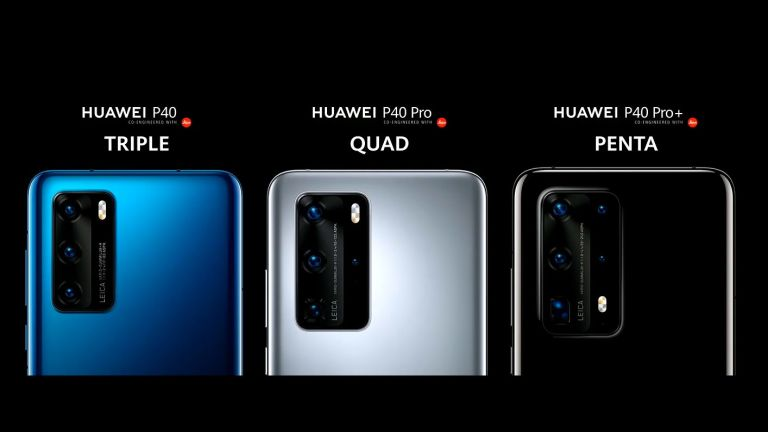 huawei p40 series camera