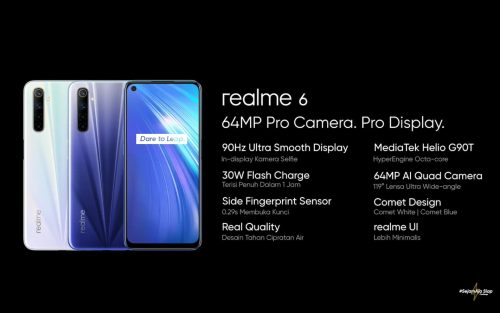 realme 6 summary
