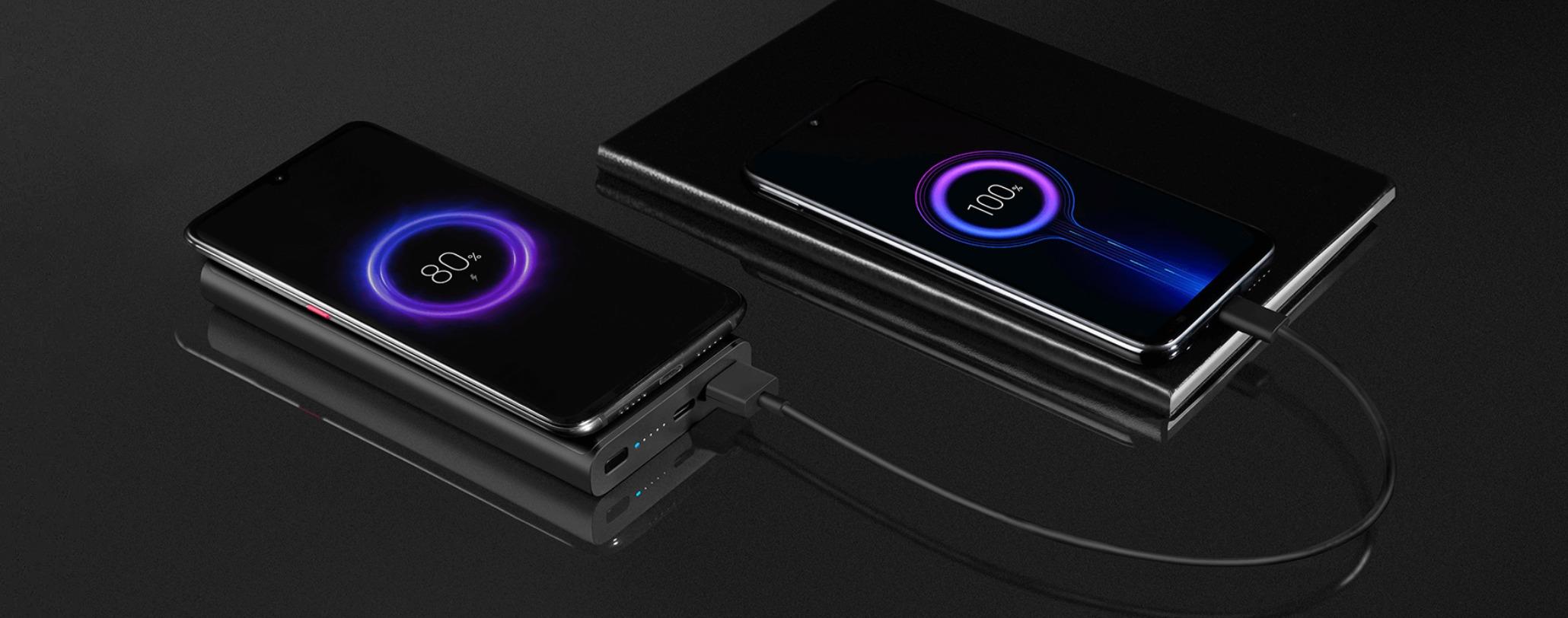xiaomi wireless power bank2