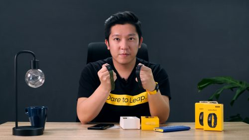 Felix Christian Product Manager realme Indonesia
