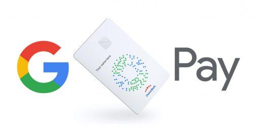 Google Card Debit