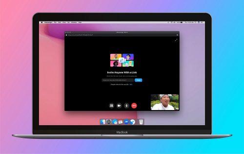 MessengerRooms Web Colored