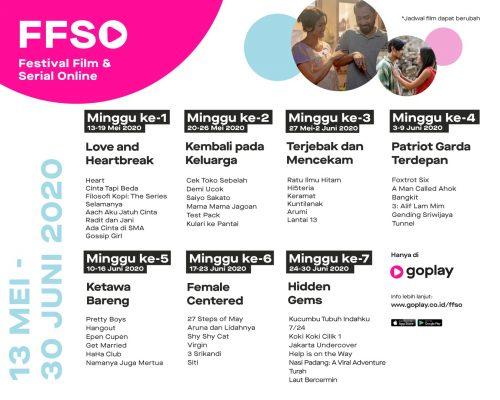 Festival Film Serial Online di GoPlay 2