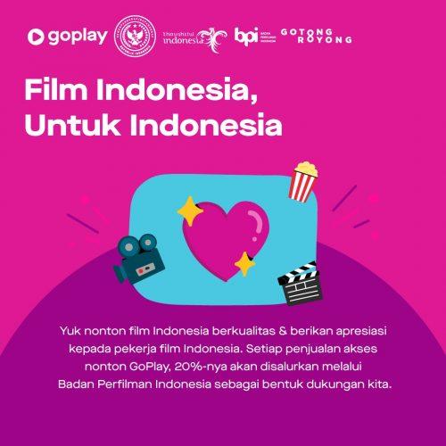 Festival Film Serial Online di GoPlay 3