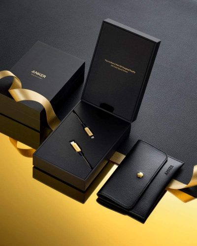 anker gold cable box