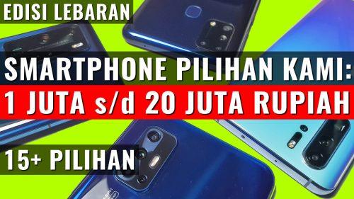 smartphone lebaran 2020