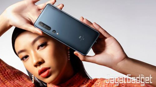 1. Xiaomi Mi 10 Varian Warna Twilight Grey artikel