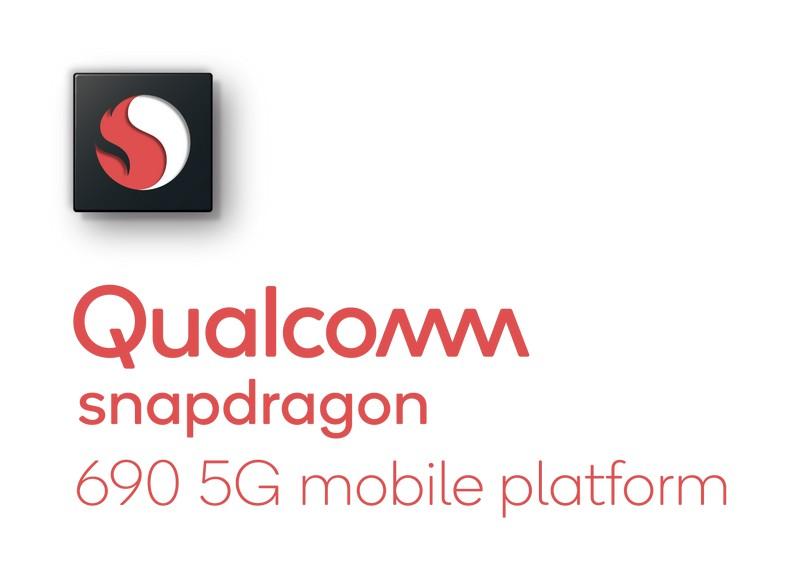 Snapdragon 690 Vertical Logo