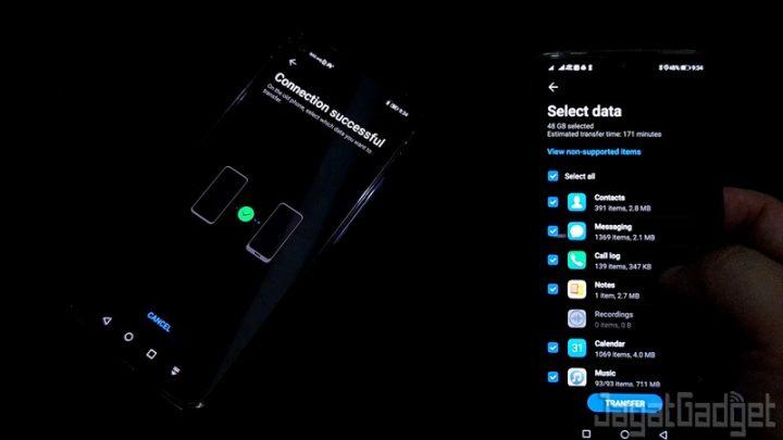 Phone Clone Sangat Membantu Memindahkan Data dan Aplikasi