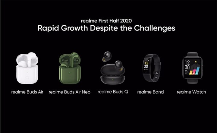 realme growth wearable