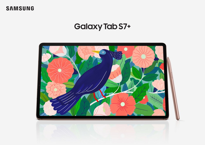 Review Samsung Galaxy Tab S7+