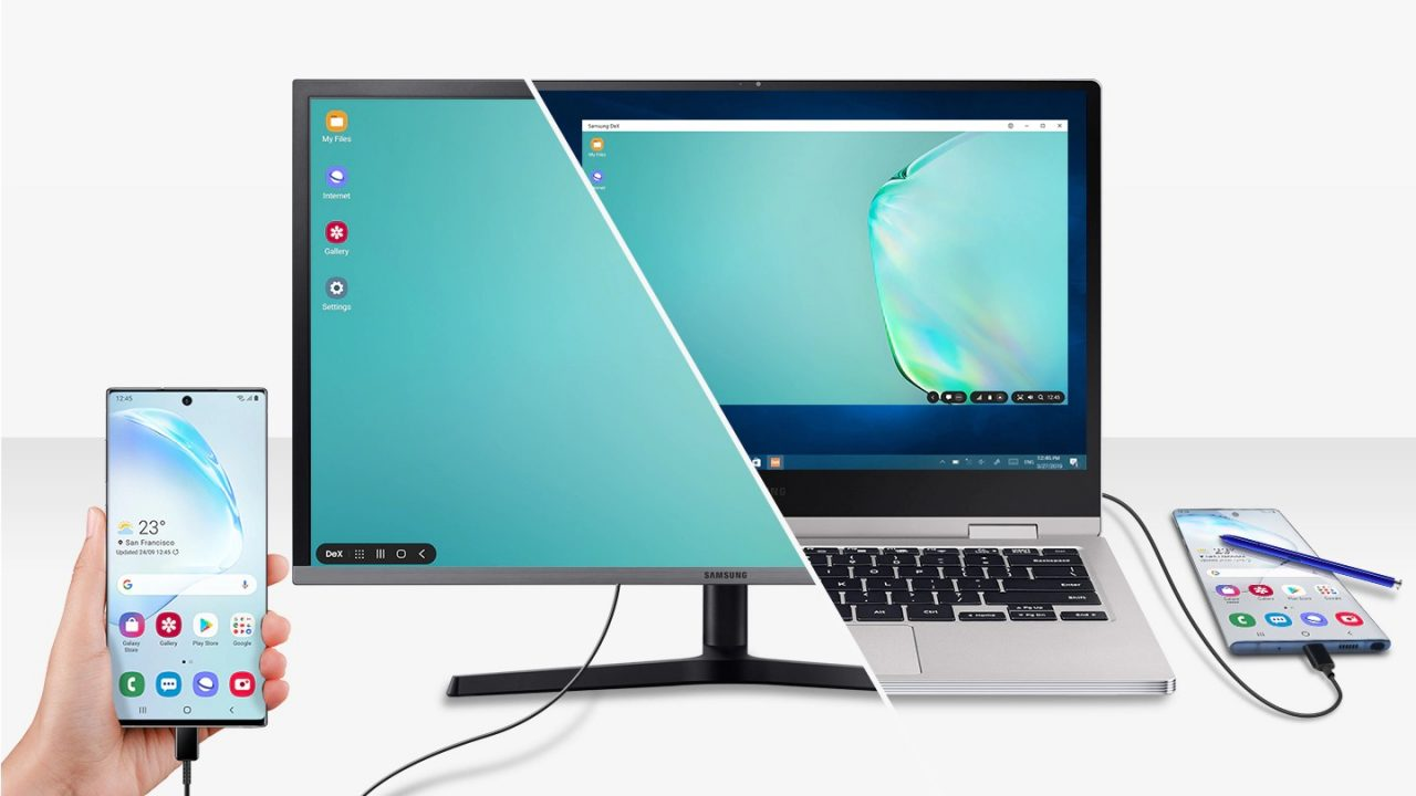 Evolusi Samsung DeX