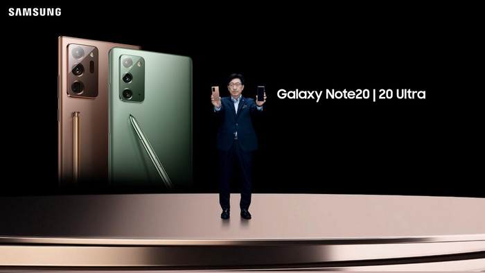 Galaxy Note20 Series dan Ekosistem 1
