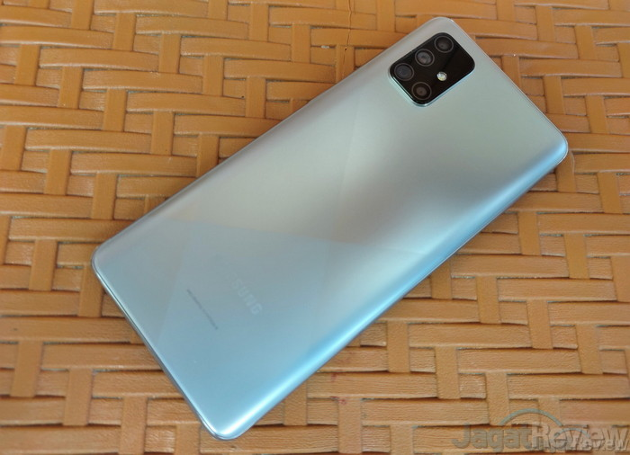 single take Galaxy A71