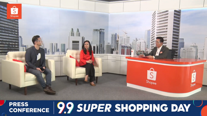 shopee 9.9 super shopping day2