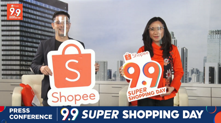 shopee 9.9 super shopping day3