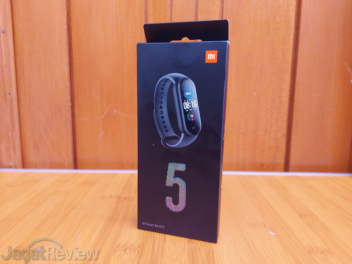 review Mi Smart Band 5