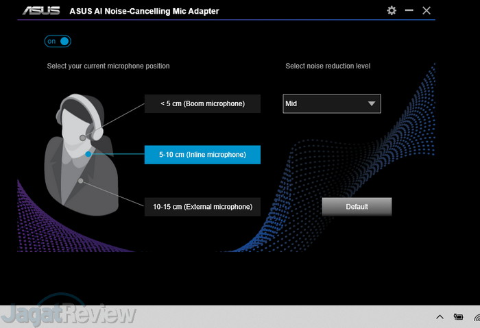 AI Noise Cancelling Adapter