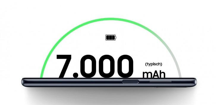 Spesifikasi Galaxy M51
