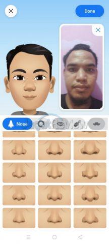 Cara membuat Avatar fi Facebook 3