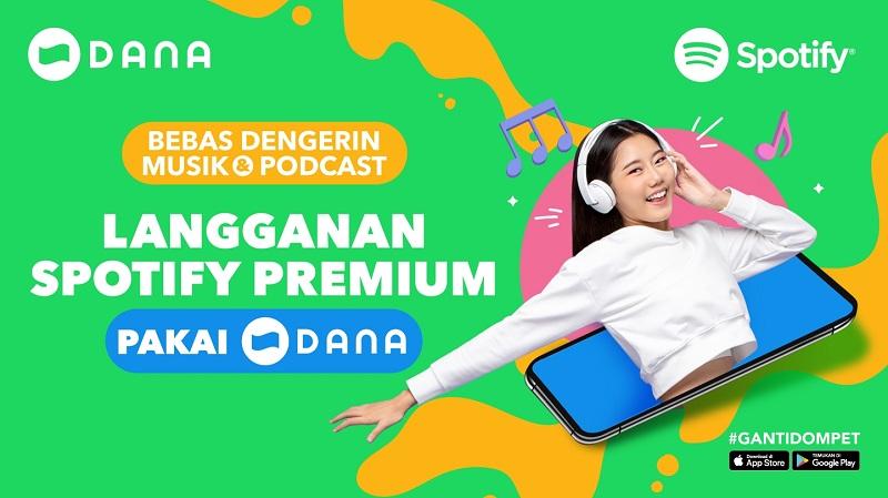 DANA Spotify Premium