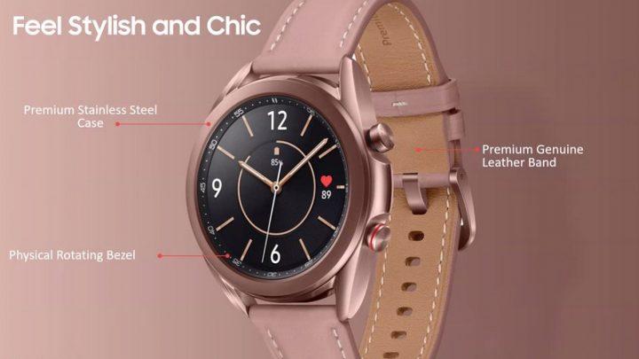 Galaxy Watch3 14