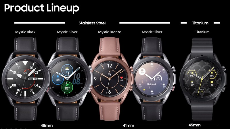 Galaxy Watch3 24