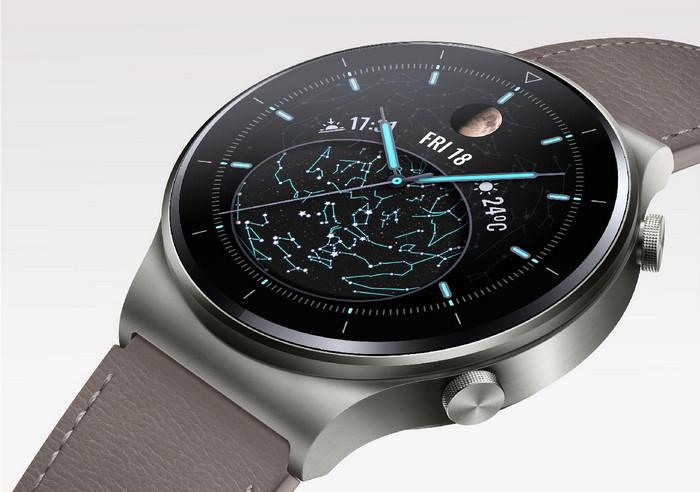 Spesifikasi Huawei Watch GT 2 Pro