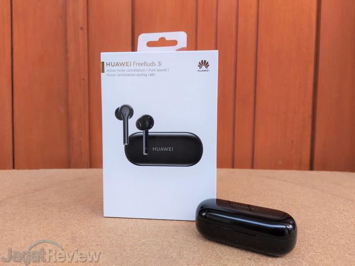 Review Freebuds 3i Huawei 4