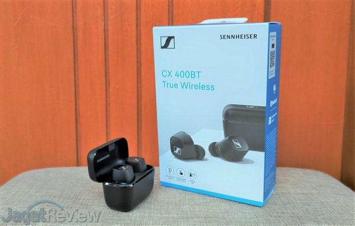 Review Sennheiser CX 400BT
