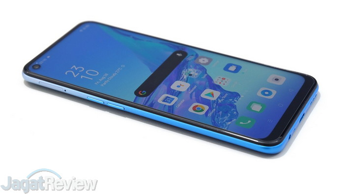 Review Snapdragon 460 di Oppo A53