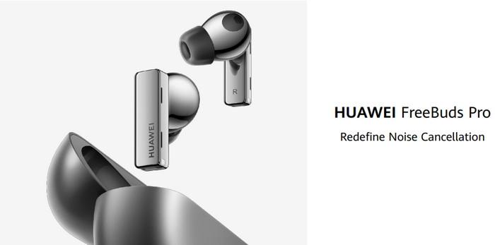 Spesifikasi Huawei Freebuds Pro