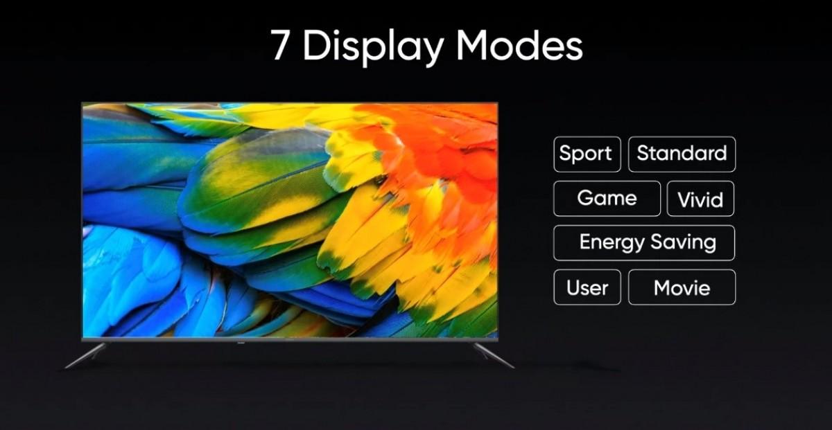 realme TV SLED 4k
