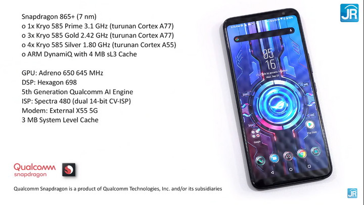 ASUS ROG Phone 3 Gaming Review 18
