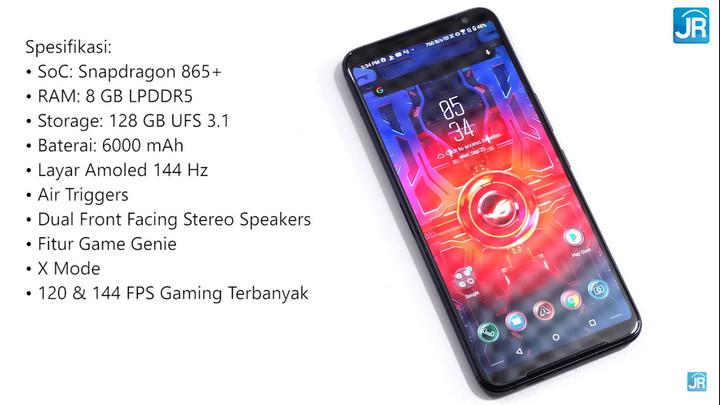 ASUS ROG Phone 3 Gaming Review 19
