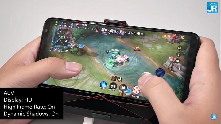 ASUS ROG Phone 3 Gaming Review