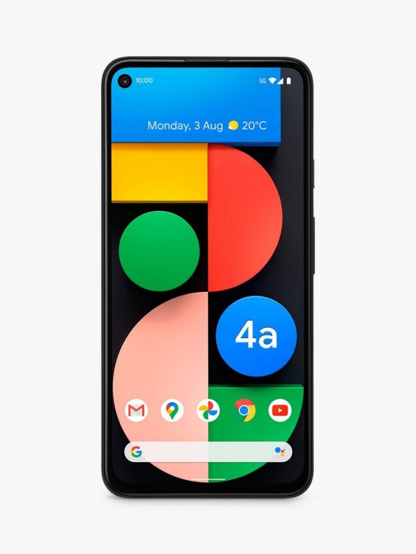 Spesifikasi Pixel 4a 5G