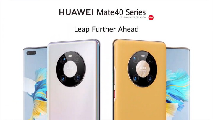 harga huawei mate 40 series