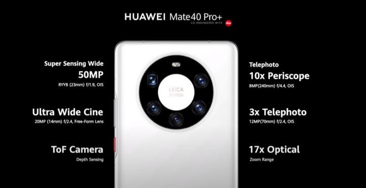 Huawei Mate 40 Series 9