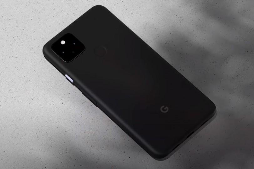 Just Black Pixel 5