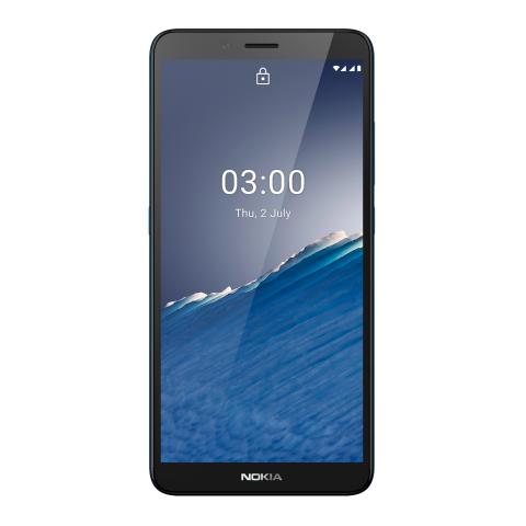 Nokia C3 Nordic Blue 2