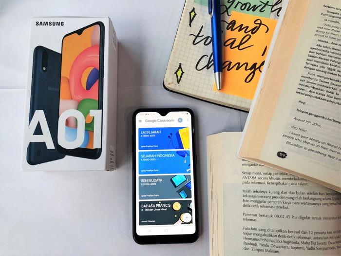 Samsung Semangat Tetap Belajar