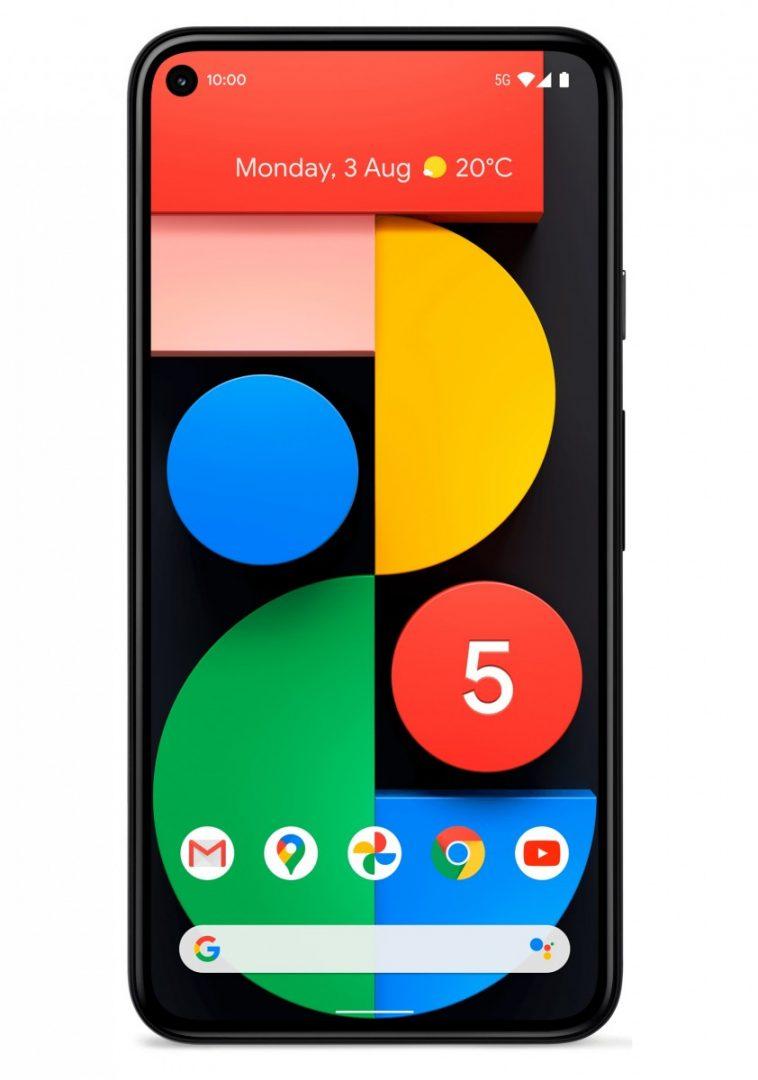 Spesifikasi Pixel 5