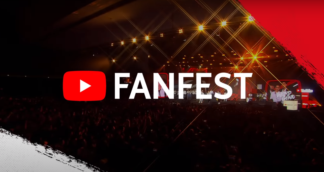 Youtube Fan Fest 2020 Indonesia