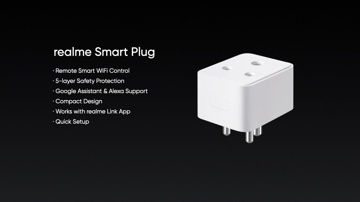 realme smart home - smart plug