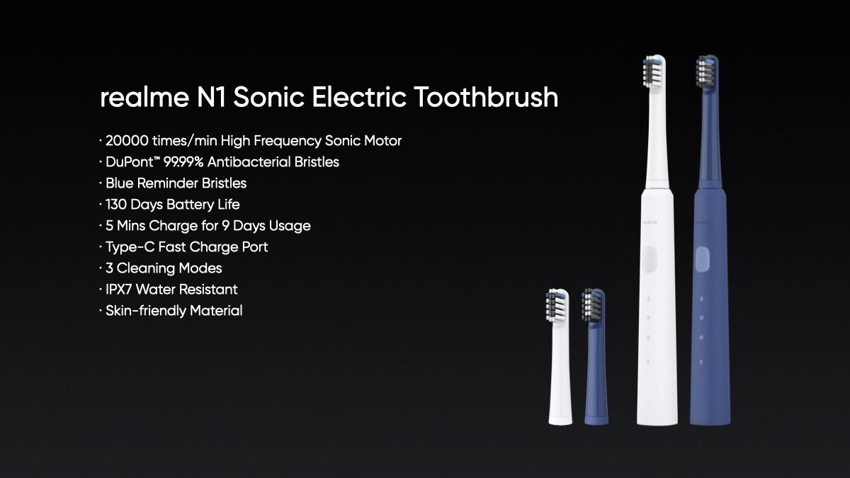 realme smart home - srealme tooth brush electric
