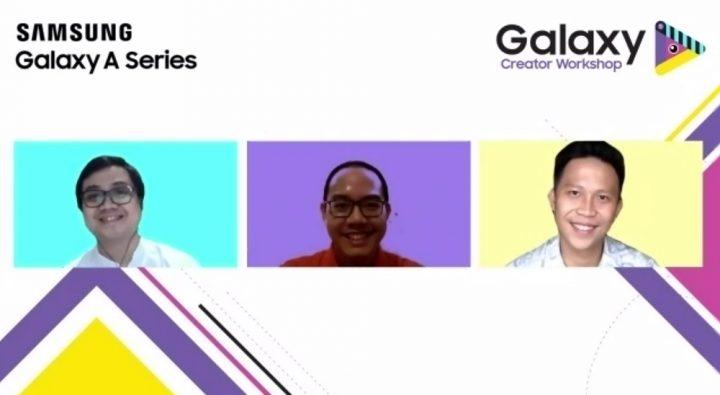 samsung galaxy creator workshop