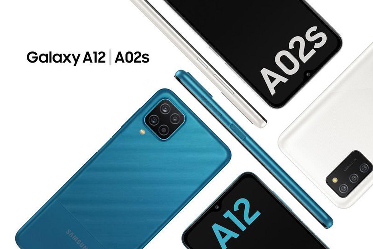 FI Galaxy A12 A02s