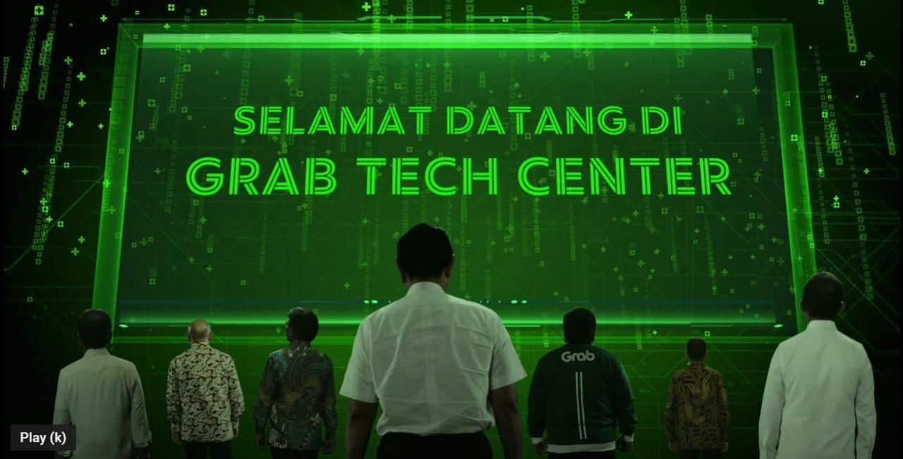 Grab Tech Center Indonesia